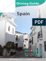 Spain Travel and Driving Guide