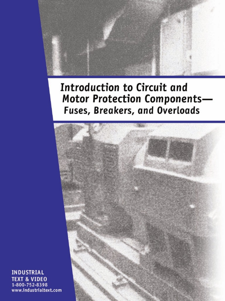 Industrial Automation  Introduction To Circuit And Motor