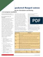 ESA BAT 0113 Gasket Tightness New EU Standards