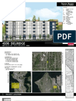 4106 Delridge, new Design Review 'packet'