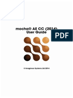 Mocha AE CC UserGuide