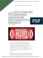 POR QUE O Tesouro dos EUA departamento responsável pela sobrevivência KITS de seus funcionários_ - A verdade conspiranoica.pdf