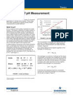 The Theory of Ph Measurement