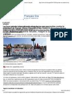 TTIP- initiative citoyenne refusée, malgré le succès d'une pétition - Europe - RFI