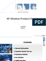 RFWindow Product Overview