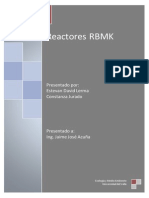 Informe RBMK