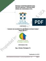 COMPENDIO Estructuras de Acero UCA-2011 (Cap 1 y 2)