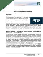 Lectura 1 Finanzas Internacionales