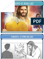 Cristo e Sua Lei