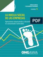 Guía. Huella Social de Las Empresas
