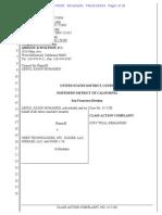 Mohamed v Uber 314cv5200 Complaint