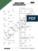 Balotario Algebra 1º Sec.