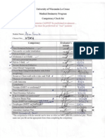 final master competency list