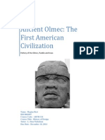 ancient olmec