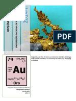 Geoquimica Del Oro(1)