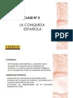 Clase 3  HISTORIA de CHILE