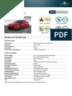 2014 Tesla Model S 568 Datasheet