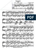 Chopin Impromptu Op 51