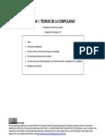 T1 Teorias de La Complejidad F