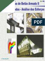 4 Lajes Vigadas-Análise Dos Esforcos v2Mar2010