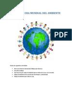 5 de Junio Dia Mundial Del Ambiente
