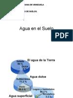 Agua en El Suelo 2014