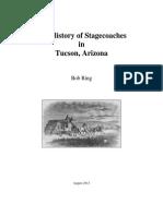 TheHistoryofStagecoachesinTucson,Arizona