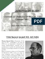 Los Paradigmas de Kuhn
