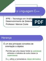 IntroduçãoàLinguagemC++
