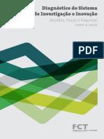 Diagnóstico Do Sistema de Investigação e Inovação_FCT_2013