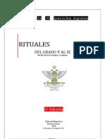 Rituales Del Grado v Al IX-libre