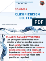 3 Tipos de Flujo