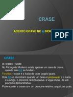 Crase Slide