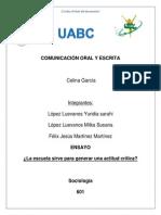 Comunicacion Oral y Escrita 1