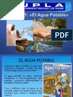 Taller N_3 - Agua Potable