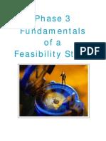 Fundamentals Feasibility Study