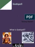 Godspell Powerpoint
