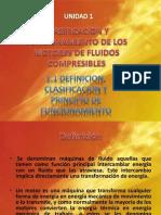 Unidad 1.1 Definicion, Clasificacion y Principio de Funcionamiento