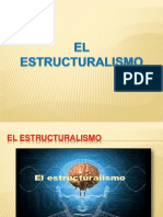 El Estructuralismo Psicologia
