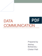 Edited Data Communication and Networking