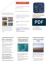 field trip project portfolio