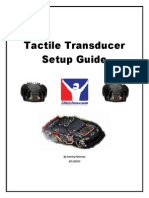 Tactile Transducer Setup Guide for IRacing  2013.02.12