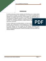 contabilidad de Sectores Petroperu