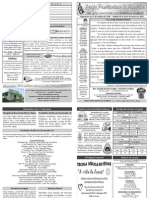 BOLETIM DOMINICAL DE 03-01-10