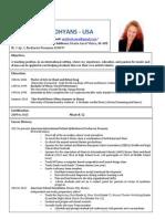 teaching resume full