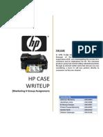 HP Case Writeup
