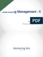Marketing Management Module 1