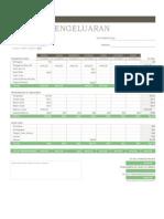 laporan keuangan mingguan