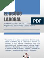 El Acoso Laboral