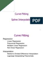 12 Interpolation Spline